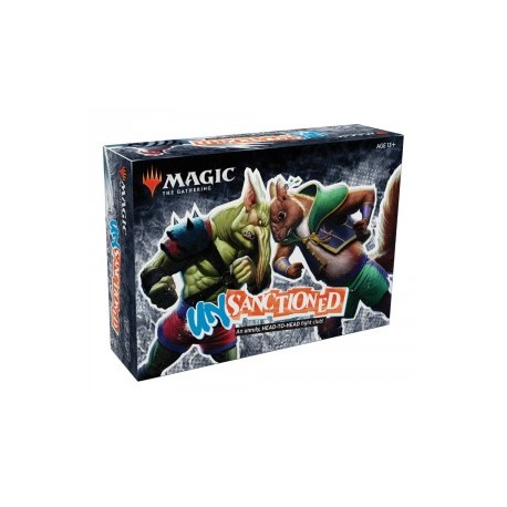 Producent:Wizards of The Coast Magic the Gathering: Unsanctioned