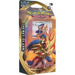 Pokemon TCG: Sword & Shield - Rebel Clash Theme deckZamazenta [POK80689]