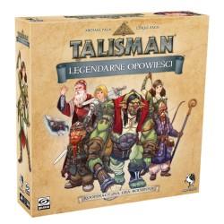 TALISMAN: Legendarne Opowieści + Druid+ karty prom