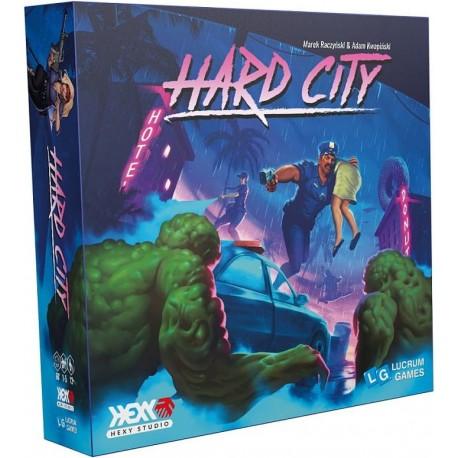 Hard City (edycja polska)