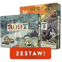 Root + Root: Plemiona Rzeczne - zestaw (edycja polska)