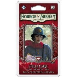 Horror w Arkham LCG: Stella Clark - Talia początkowa badacza