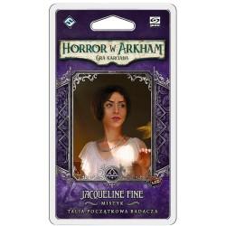 Horror w Arkham LCG: Jacqueline Fine - Talia początkowa badacza