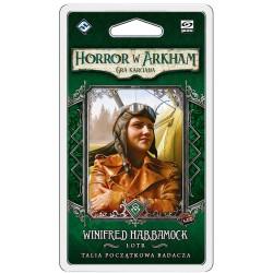 Horror w Arkham LCG: Winifred Habbamock- Talia początkowa badacza