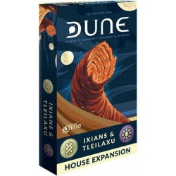Dune: The Ixians and the Tleilaxu House Expansion