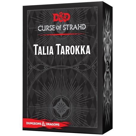 DnD: Klątwa Strahda - Talia Tarokka