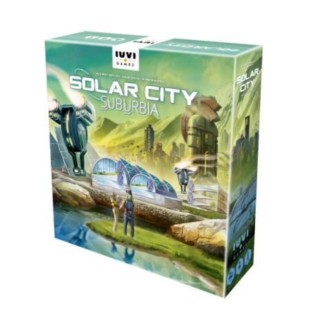 Solar City: Suburbia IUVI Games