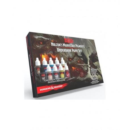 Army Painter  Warpaints D&D Underdark Paint Set