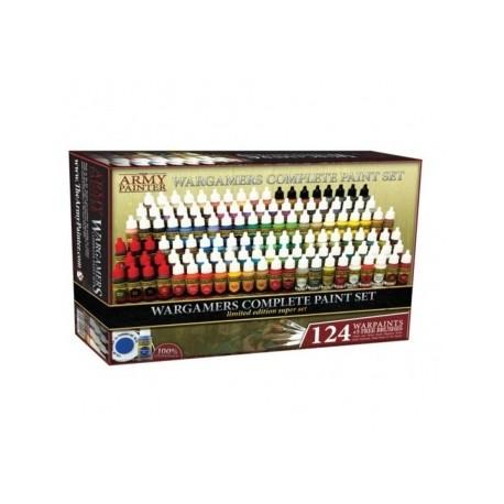 The Army Painter - Warpaints Complete Paint Set