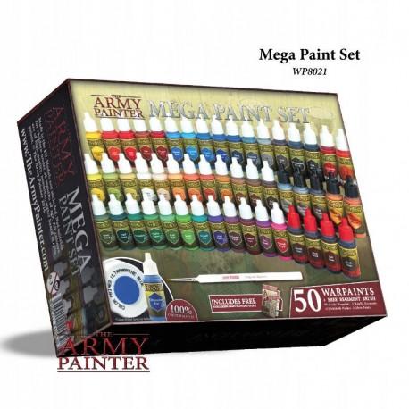 Army Painter Warpaints Mega Paint Set III