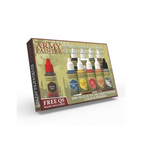 Army Painter - Warpaints Starter Paint Set WP8020