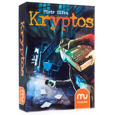 Kryptos (druga edycja)