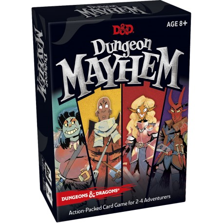DnD Dungeon Mayhem - ENG