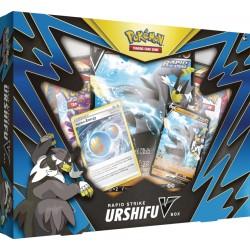 Pokemon TCG: VBox March 2021 Urshifu V Rapid Strike [POK80843]