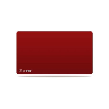 Ultra Pro PlayMat Solid Red