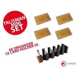 ZESTAW3 e-Raptor Talisman Mini Set (nowa edycja) (podajnik x2 z e-Raptor podstawką x6)
