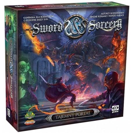 Sword & Sorcery: Nieśmiertelne dusze - Tajemny portal +15 kart