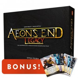 Aeon's End: Legacy - Edycja Limitowana (+20 kart promo )