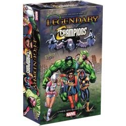 Legendary Marvel: Champions Expansion