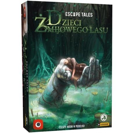 Escape Tales: Dzieci Żmijowego lasu (edycja polska)