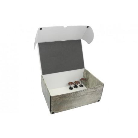 Mega Pudełko na modele ze zmagnesowanymi podstawkami (magnetyczne)