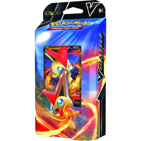 Pokemon TCG: SWSH 06 V Battle Deck Victini V
