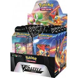 Pokemon TCG: SWSH 06 V Battle Deck May Zestaw: Gardevoir V +Victini V
