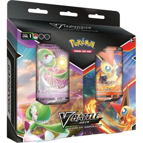 Pokemon TCG: V Battle Deck Bundle May Victini vs. Gardevoir