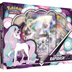 Pokemon TCG: SWSH 06 V Box May - Galarian Rapidash V [POK80873]
