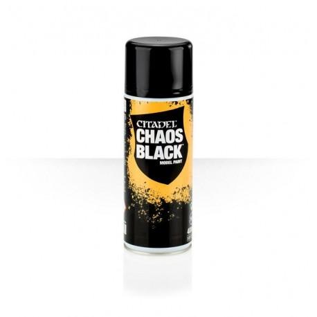 Chaos Black Spray 400ml