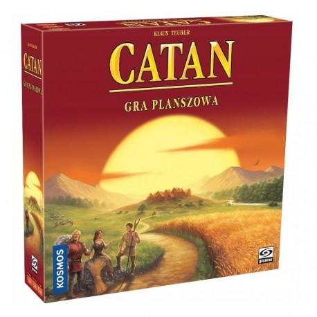 Catan gra planszowa,  gra podstawowa