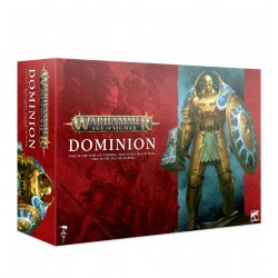 Warhammer Age of Sigmar: Dominion + pakiet celebracyjny