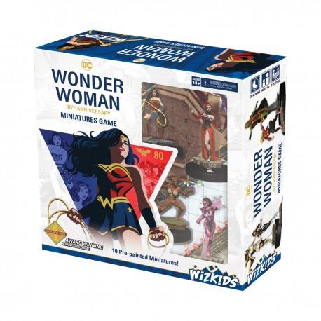 DC Comics HeroClix Battlegrounds: Wonder Woman 80th Anniversary