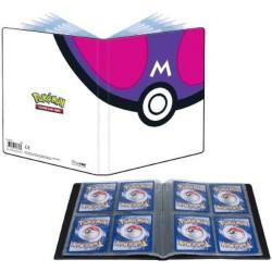 ULTRA PRO Pokémon: 4-Pocket Portfolio - Pokémon Master Ball, album