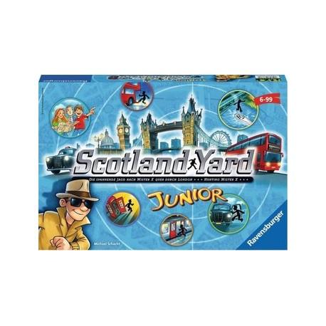 Scotland Yard Junior, gra logiczna edycja polska