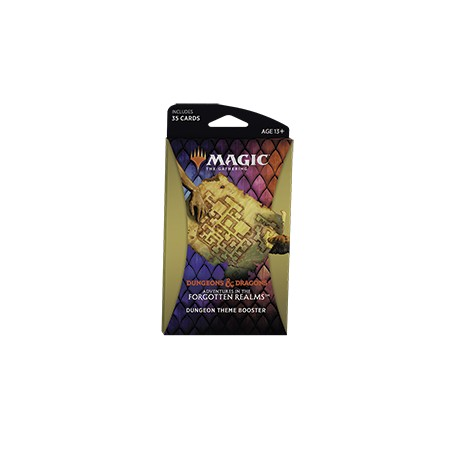 MTG: Adventures in the Forgotten Realms - Theme Booster (Dungeon)