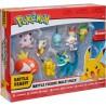 Pokémon: Battle Figure Multipack 8 figurek