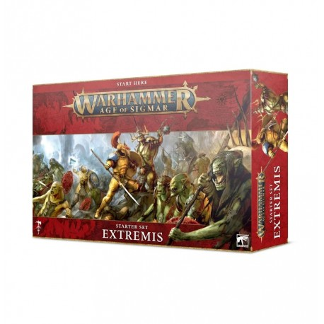 Warhammer Age of Sigmar Extremis Starter Set