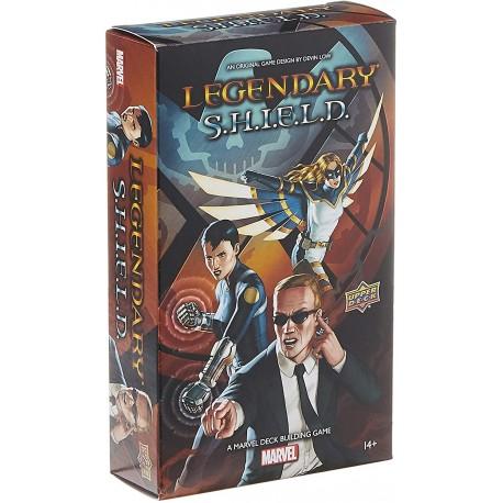 Legendary Marvel: S.H.I.E.L.D. Small Box Expansion
