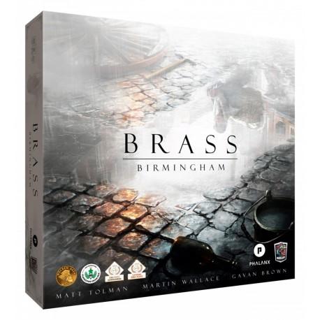 Brass: Birmingham (edycja Gra Roku)