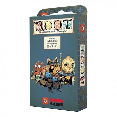 Root: Paczka włóczęgów