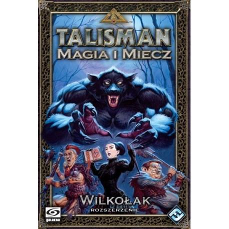 Talisman: Magia i Miecz – Wilkołak