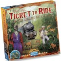 Ticket to Ride: Afryka (The Heart of Africa)