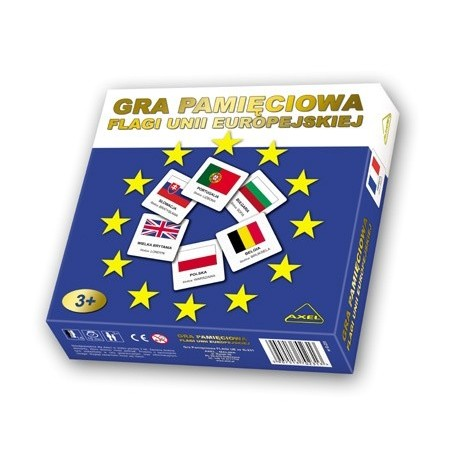 Gra pamięciowa Flagi Unii