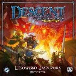 Descent: Legowisko Jaszczura