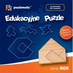 Puzzlomatic - seria Rox