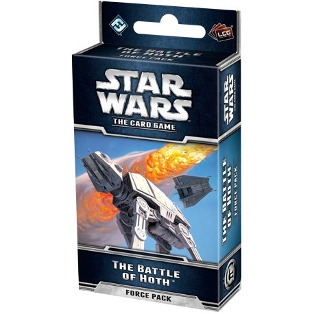The Battle of Hoth - Star Wars LCG