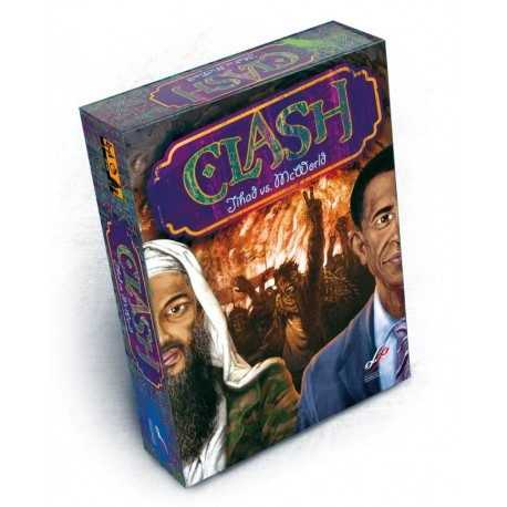 CLASH: Jihad vs. McWorld