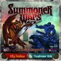 Summoner Wars - Elfy Feniksa vs Tundrowe Orki