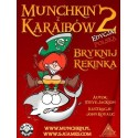 Munchkin z Karaibów 2 - Bryknij Rekinka